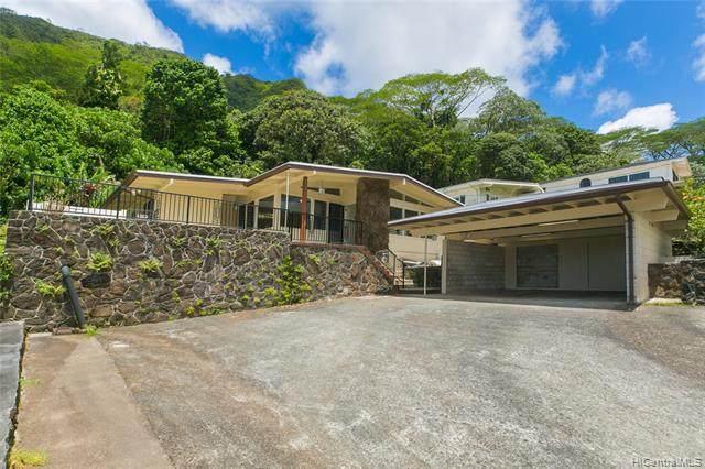 3770 Kumulani Place, Honolulu, HI 96822 (MLS #202110331) :: Hawai'i Life