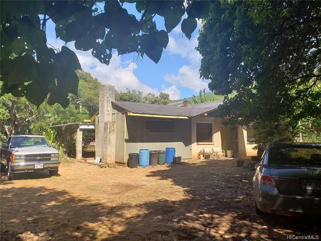 7541 Kamehameha V Highway, Kaunakakai, HI 96748 (MLS #202110337) :: Weaver Hawaii | Keller Williams Honolulu