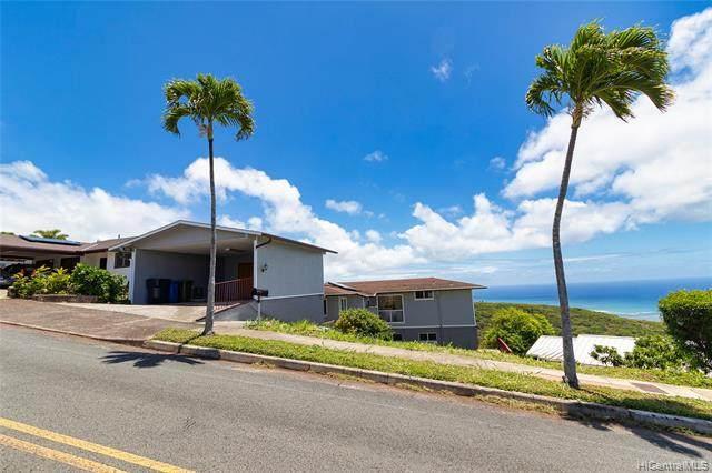 1989 Halekoa Drive, Honolulu, HI 96821 (MLS #202110345) :: Barnes Hawaii