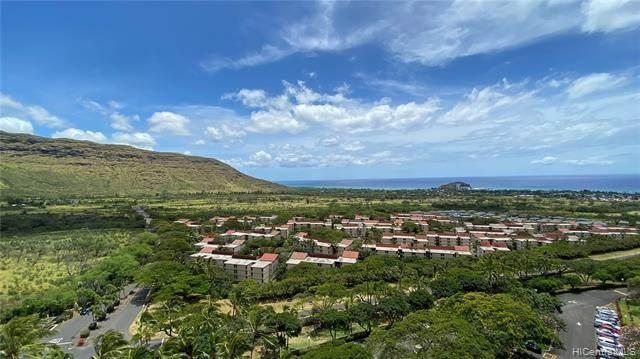 84-710 Kili Drive #1618, Waianae, HI 96792 (MLS #202110352) :: Keller Williams Honolulu