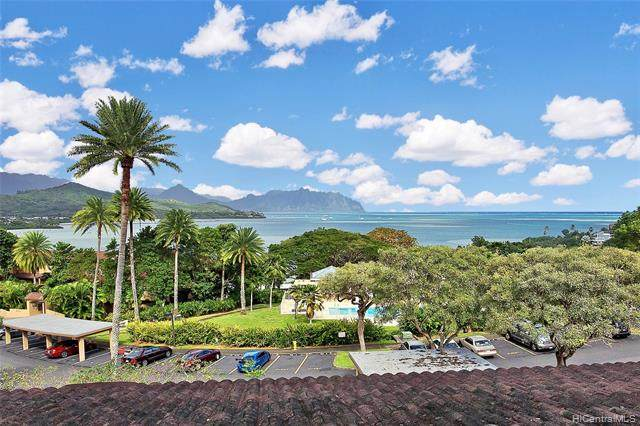 46-075 Meheanu Place #3331, Kaneohe, HI 96744 (MLS #202110378) :: Barnes Hawaii