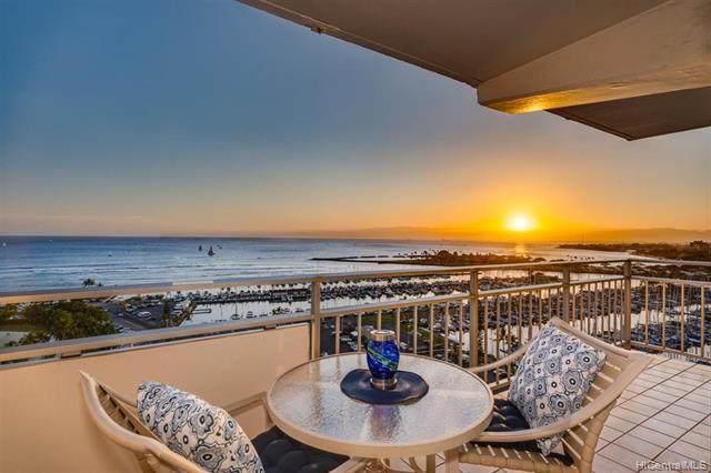 1777 Ala Moana Boulevard #1743, Honolulu, HI 96815 (MLS #202110382) :: Hawai'i Life