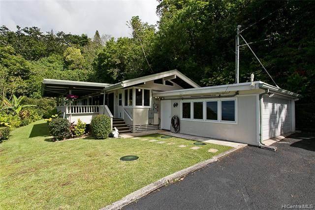 3803 Tantalus Drive, Honolulu, HI 96822 (MLS #202110414) :: Compass