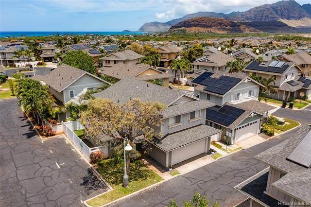 87-2137 Pakeke Street, Waianae, HI 96792 (MLS #202110423) :: Keller Williams Honolulu