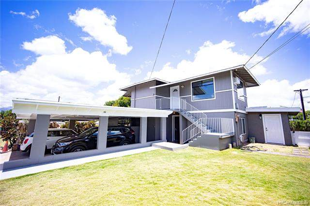 1235 Puu Poni Street, Pearl City, HI 96782 (MLS #202110434) :: Hawai'i Life