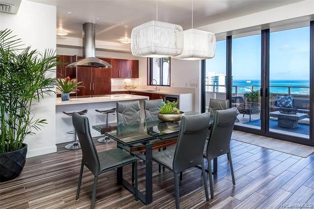 600 Queen Street #4301, Honolulu, HI 96813 (MLS #202110438) :: Keller Williams Honolulu
