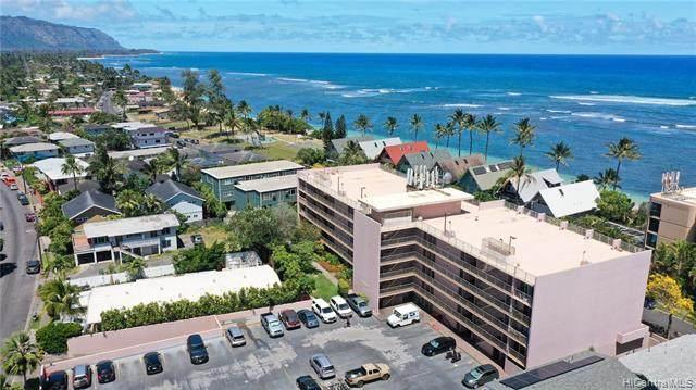 68-055 Akule Street #307, Waialua, HI 96791 (MLS #202110457) :: Keller Williams Honolulu