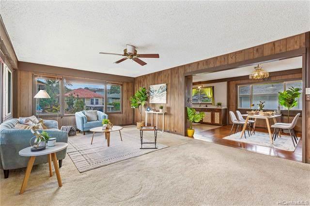 3347 Hinano Street, Honolulu, HI 96815 (MLS #202110458) :: Corcoran Pacific Properties