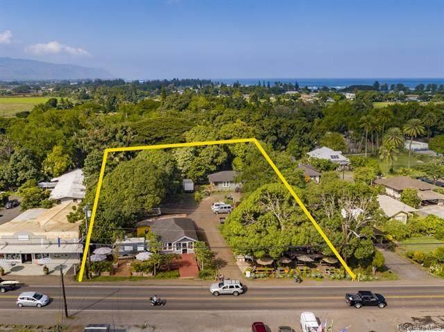 66-239 Kamehameha Highway, Haleiwa, HI 96712 (MLS #202110472) :: Corcoran Pacific Properties