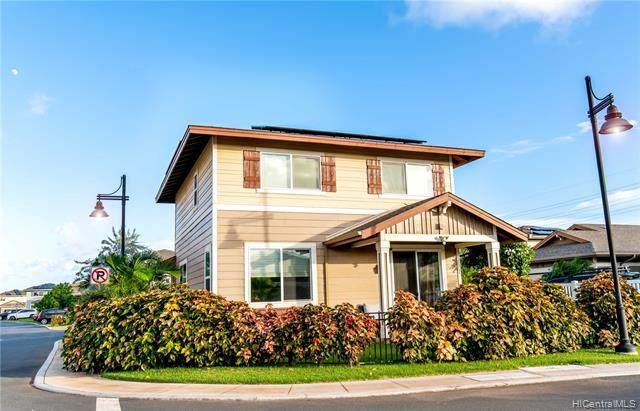 460 Kamaaha Avenue #24, Kapolei, HI 96707 (MLS #202110478) :: LUVA Real Estate