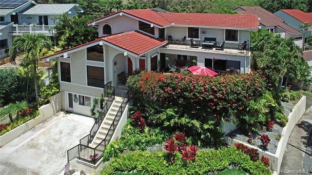 7438 Mokuhano Place, Honolulu, HI 96825 (MLS #202110481) :: Keller Williams Honolulu