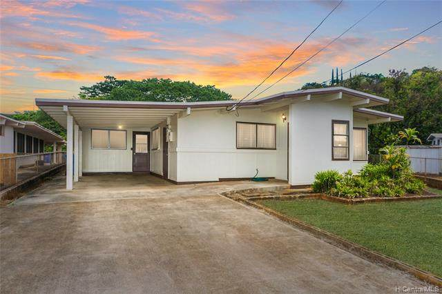 94-520 Anakahi Place, Waipahu, HI 96797 (MLS #202110483) :: Island Life Homes