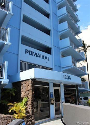 1804 Ala Moana Boulevard 13B, Honolulu, HI 96815 (MLS #202110487) :: Hawai'i Life