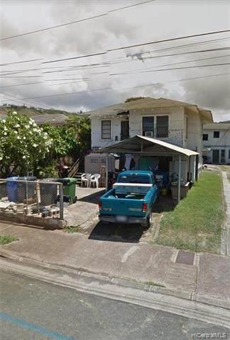 3414 Hardesty Street, Honolulu, HI 96816 (MLS #202110493) :: Compass