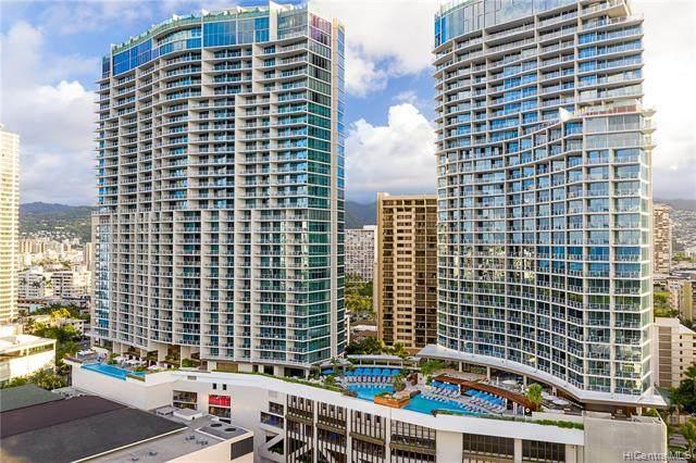 2120 Kuhio Avenue #1710, Honolulu, HI 96815 (MLS #202110499) :: Keller Williams Honolulu