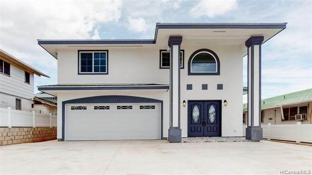 3237 Brokaw Street, Honolulu, HI 96815 (MLS #202110522) :: Corcoran Pacific Properties