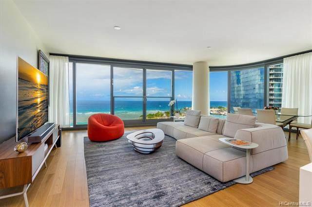 1108 Auahi Street #1901, Honolulu, HI 96814 (MLS #202110530) :: Barnes Hawaii
