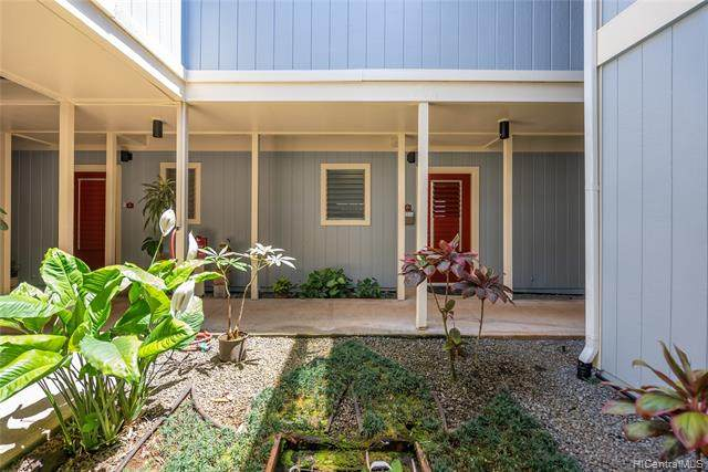 95-1050 Makaikai Street 26D, Mililani, HI 96789 (MLS #202110543) :: Keller Williams Honolulu