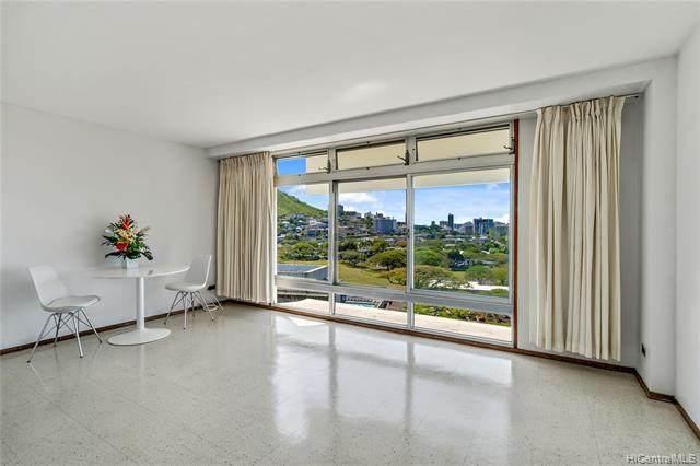 1511 Nuuanu Avenue #1033, Honolulu, HI 96817 (MLS #202110553) :: Team Lally