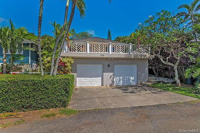 577 Kawailoa Road B, Kailua, HI 96734 (MLS #202110561) :: Keller Williams Honolulu