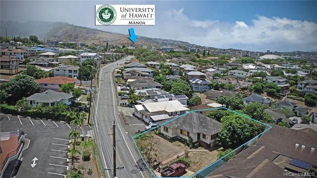 2117 Metcalf Street, Honolulu, HI 96822 (MLS #202110580) :: Team Lally