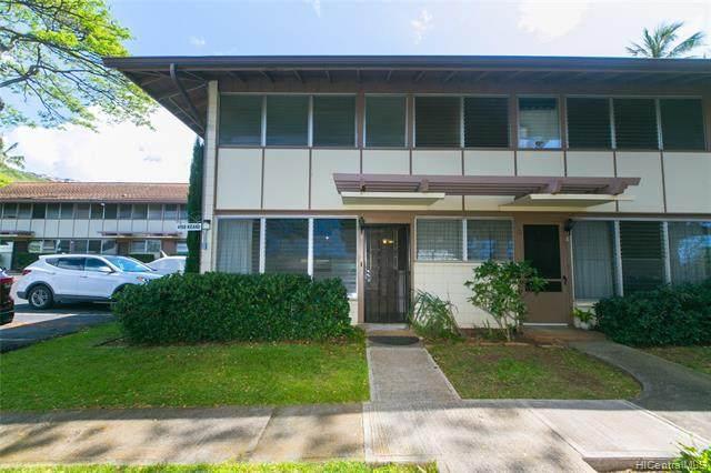 4158 Keanu Street #1, Honolulu, HI 96816 (MLS #202110591) :: Team Lally