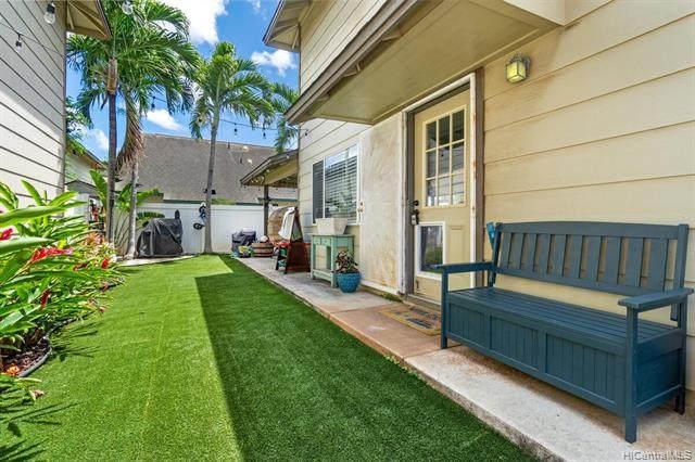 91-199 Niuhiwa Place #88, Ewa Beach, HI 96706 (MLS #202110597) :: Keller Williams Honolulu