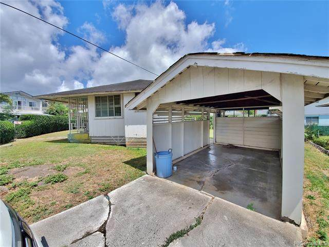 Address Not Published, Honolulu, HI 96819 (MLS #202110607) :: Keller Williams Honolulu