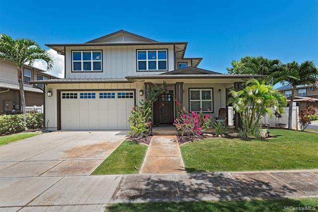 91-1084 Kuanoo Street, Ewa Beach, HI 96706 (MLS #202110611) :: Keller Williams Honolulu