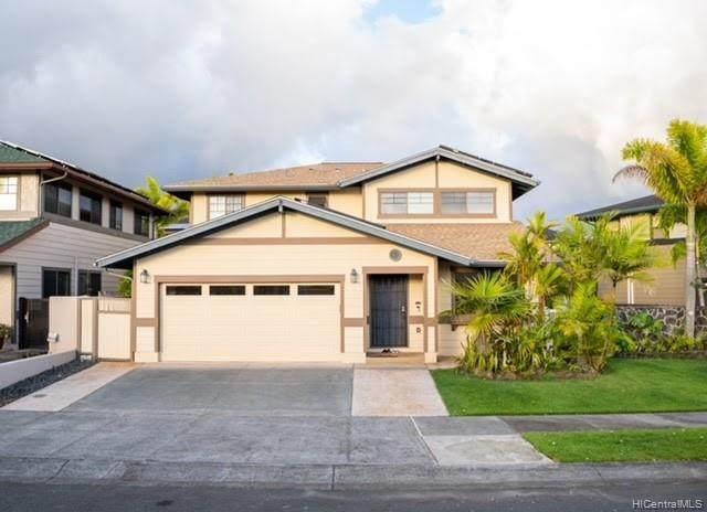 95-1028 Mahea Street, Mililani, HI 96789 (MLS #202110615) :: Corcoran Pacific Properties