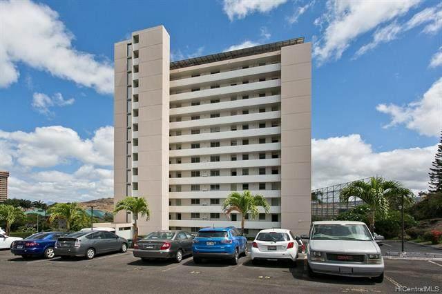 1031 Ala Napunani Street #504, Honolulu, HI 96818 (MLS #202110616) :: Barnes Hawaii