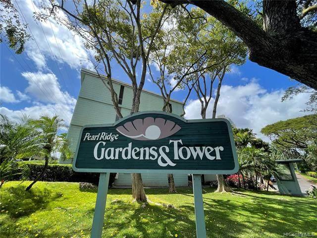98-1032 Moanalua Road 3-302, Aiea, HI 96701 (MLS #202110625) :: Barnes Hawaii