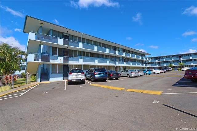1129 Kokea Street H302, Honolulu, HI 96817 (MLS #202110638) :: Hawai'i Life