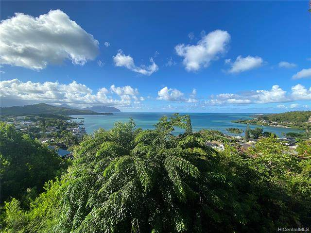 46-081 Konohiki Place #3542, Kaneohe, HI 96744 (MLS #202110653) :: Barnes Hawaii