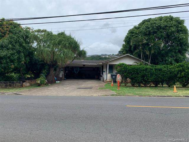 322 Auwaiolimu Street, Honolulu, HI 96813 (MLS #202110666) :: Corcoran Pacific Properties