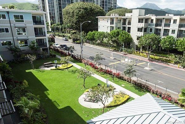 409 Kailua Road 7-310, Kailua, HI 96734 (MLS #202110668) :: Team Lally