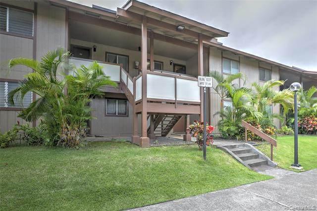1227 Ala Alii Street #44, Honolulu, HI 96818 (MLS #202110671) :: Keller Williams Honolulu