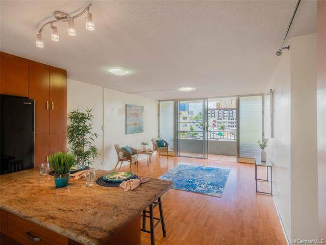 2949 Ala Ilima Street #304, Honolulu, HI 96818 (MLS #202110675) :: Barnes Hawaii
