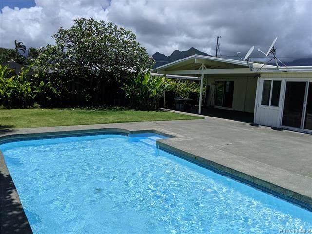 627 Pauku Street, Kailua, HI 96734 (MLS #202110685) :: Compass