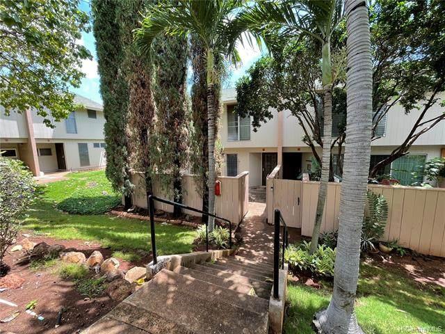 92-743 Makakilo Drive #32, Kapolei, HI 96707 (MLS #202110693) :: Hawai'i Life
