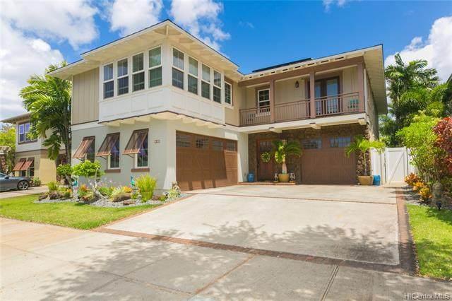 91-1088 Waikapuna Street, Ewa Beach, HI 96706 (MLS #202111692) :: Team Lally