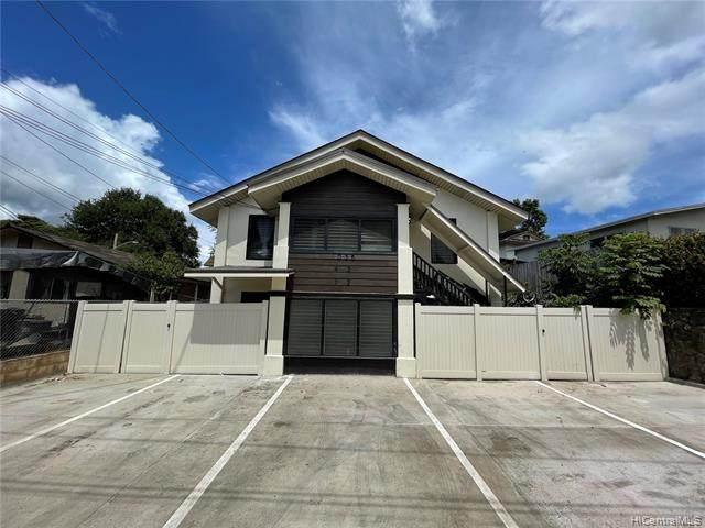 1035 Wong Lane, Honolulu, HI 96817 (MLS #202111713) :: Hawai'i Life