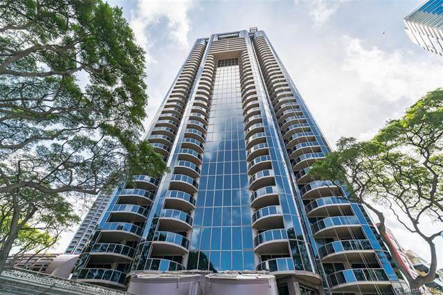 415 South Street #1602, Honolulu, HI 96813 (MLS #202111727) :: LUVA Real Estate