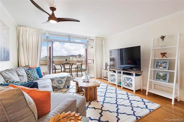 500 University Avenue #933, Honolulu, HI 96826 (MLS #202111740) :: LUVA Real Estate
