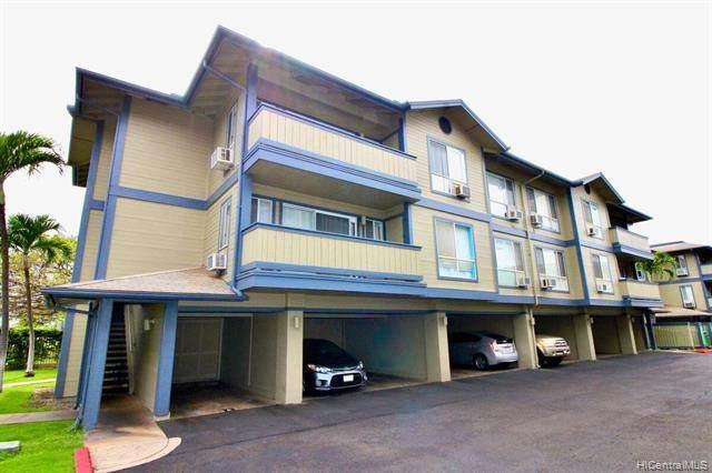 91-253 Hanapouli Circle 19C, Ewa Beach, HI 96706 (MLS #202111748) :: Keller Williams Honolulu
