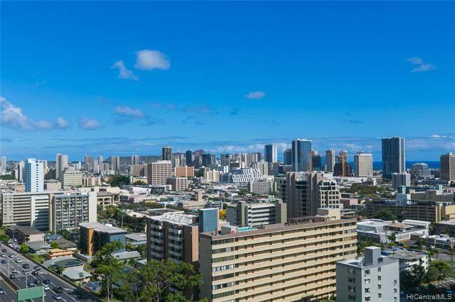 1415 Victoria Street #705, Honolulu, HI 96822 (MLS #202111751) :: Keller Williams Honolulu