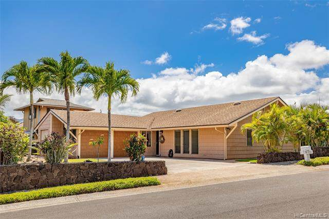 94-233 Awiwi Place, Mililani, HI 96789 (MLS #202111766) :: Barnes Hawaii