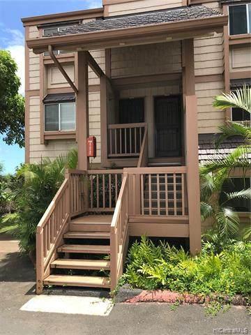 98-945 Moanalua Road #905, Aiea, HI 96701 (MLS #202111771) :: Barnes Hawaii