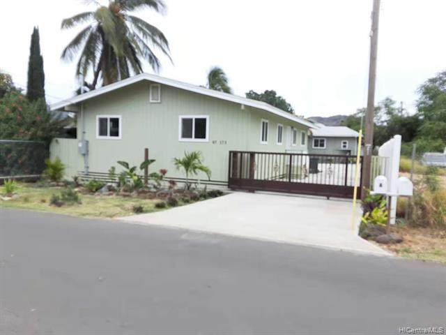 87-173 Kaukamana Street, Waianae, HI 96792 (MLS #202111781) :: Corcoran Pacific Properties