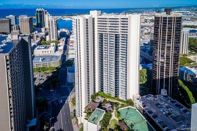 1212 Nuuanu Avenue #503, Honolulu, HI 96817 (MLS #202111788) :: Barnes Hawaii